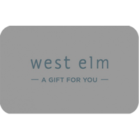 West Elm Gift Card - ktrdecor.com